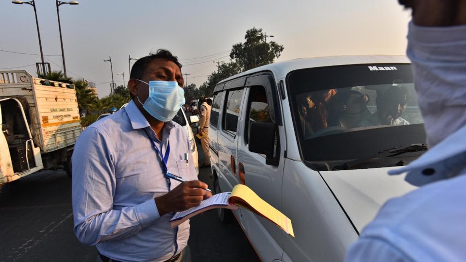 Delhi records 7,546 fresh Covid-19 cases; 4,501 containment zones in city - Hindustan Times