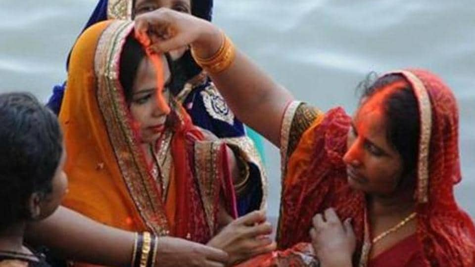 Administration has cited rising number of Covid-19 cases to ban Chhath puja at public places in Dehradun.