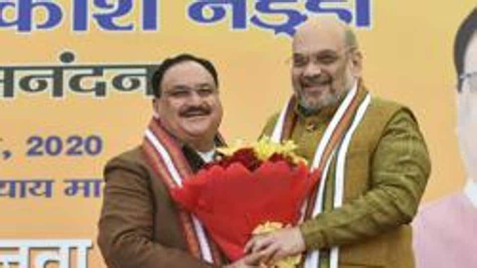 Amit Shah, JP Nadda to visit Bengal almost every month - Hindustan Times