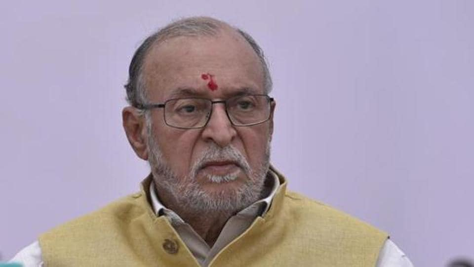 """""""Directed removal of malba on top priority, CCTV based surveillance for protection of floodplains,"""" Baijal posted in another tweet."""