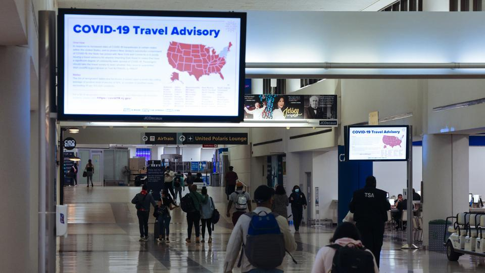 Officials said they were also posting recommendations on their website on how to stay safe during the holidays for those Americans that do choose to travel.