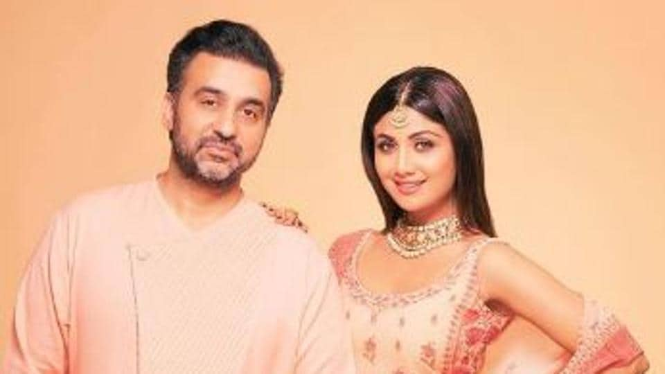 Shilpa Shetty and Raj Kundra tied the knot in 2009.