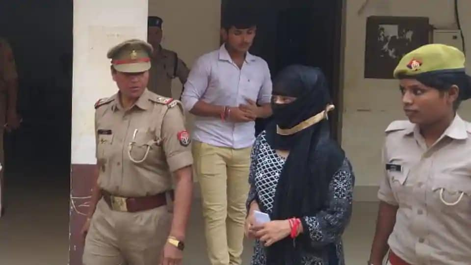 A case has been filed against the law student for lying in court after she disowned her accusations before the court, through her lawyer, on October 13 last and denied that she had levelled any allegation of sexual harassment against Chinmayanand.