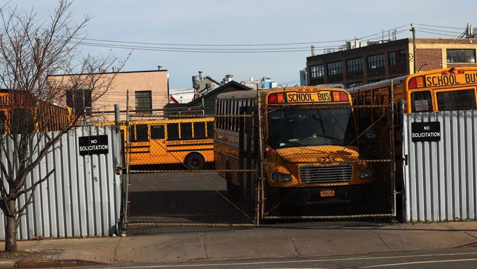 New York moved quickly to reopen some of its public schools in September, but with the second wave of the pandemic beginning to take hold of the city (and the state), it has been clear for days now that a closure was imminent.