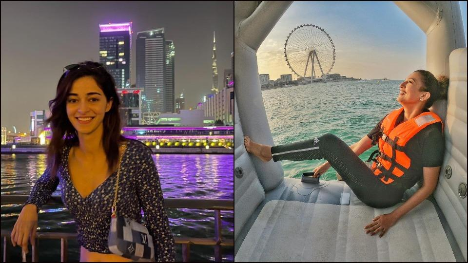Ananya Panday-Gauahar Khan's Dubai vacay will leave you yearning for a similar Gulf getaway this weekend