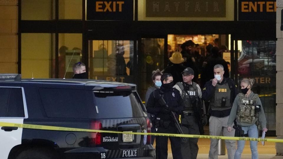 8 Injured In Us Mall Shooting Police Hindustan Times