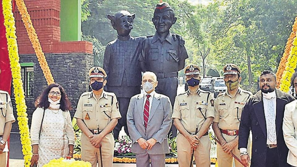 A police museum was inaugurated at Centre for Police Research (CPR), Pashan, on Friday.