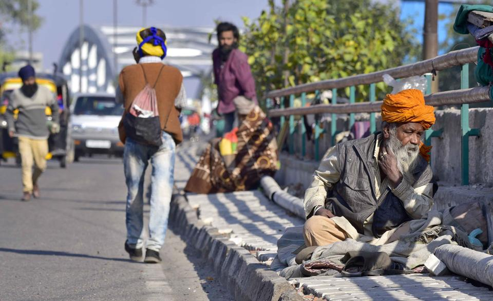 The police had initiated the drive in February this year and identified 1,170 beggars at 19 busy locations of the city. In one month, the number of beggars dropped to 435.