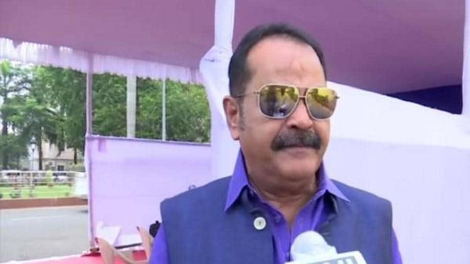 Congress Odisha MLA Tara Prasad Bahinipati.