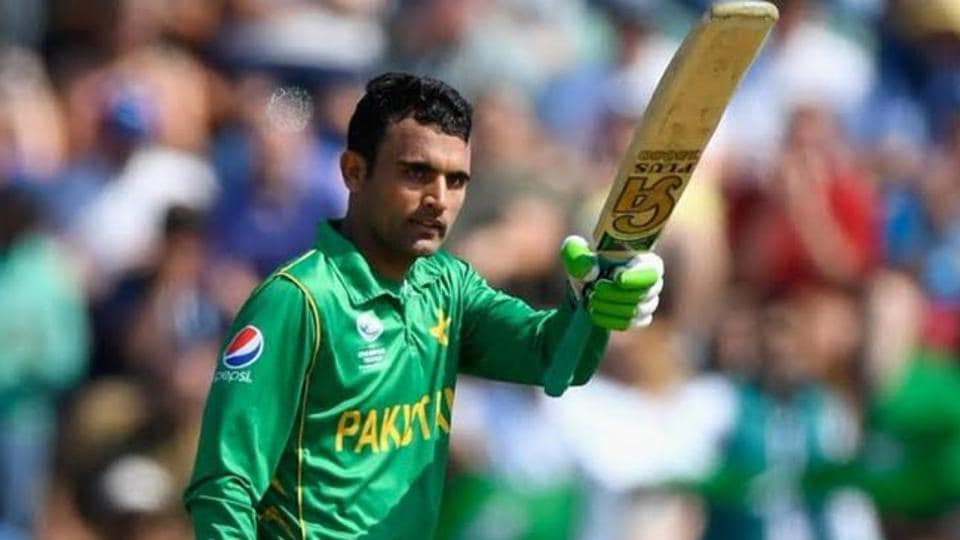 Photo of Pakistan batsman Fakhar Zaman