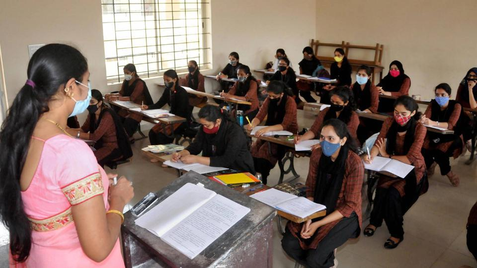 Health and education department officials had justified reopening of colleges citing the need for practical learning among other reasons.