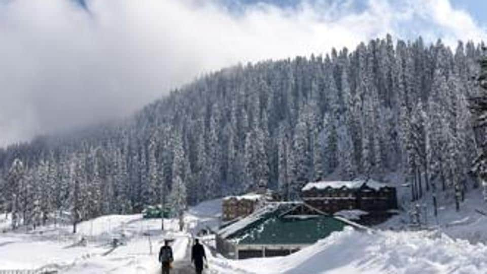 Parts of Jammu and Kashmir have received heavy snow in the past few days.