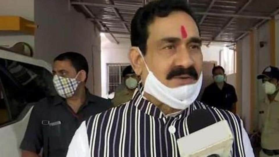 MP minister Narottam Mishra swung into action a day after a Bhartiya Janta Yuva Morcha leader from Rewa, Gaurav Mishra, lodged a complaint with the superintendent of police against the web-series.