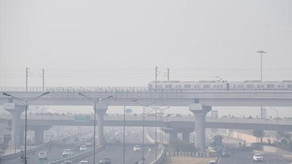 """An AQI between zero and 50 is considered """"good"""", 51 and 100 """"satisfactory"""", 101 and 200 """"moderate"""", 201 and 300 """"poor"""", 301 and 400 """"very poor"""", and 401 and 500 """"severe""""."""