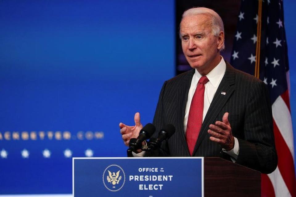 Joe Biden poised to name cabinet