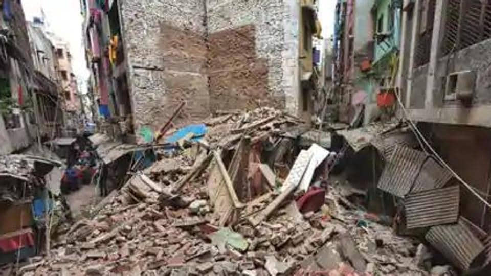 Deputy commissioner of police (northwest) Vijayanata Arya confirmed that no one was injured in the incident.