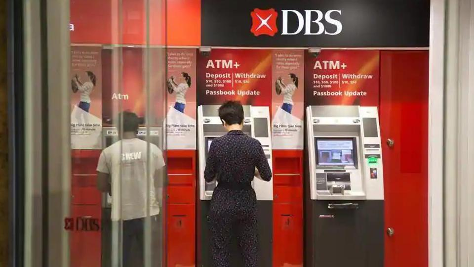 DBS was the first foreign bank to receive a banking licence after the central bank allowed foreign banks to set up a wholly owned subsidiary in 2014.