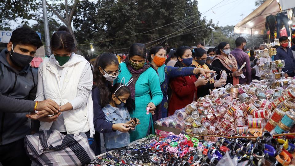 In Delhi, several traders said rumours about the possibility of a lockdown was already in place during the festive season in October, largely backed by the high numbers of daily Covid-19 cases and deaths.