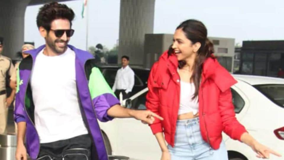 'All my dates are yours': Deepika Padukone promises Kartik Aryan on Instagram