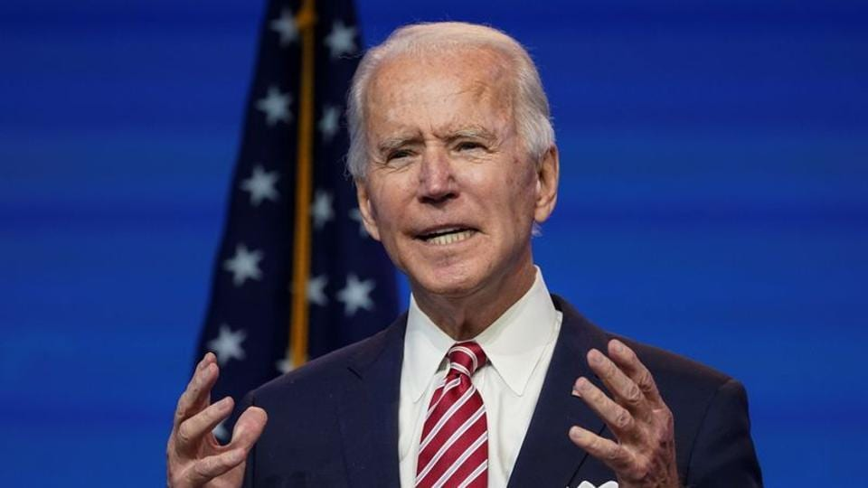 Biden's team of liberal internationalists