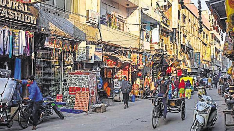 Order to shut two markets in west Delhi rolled back