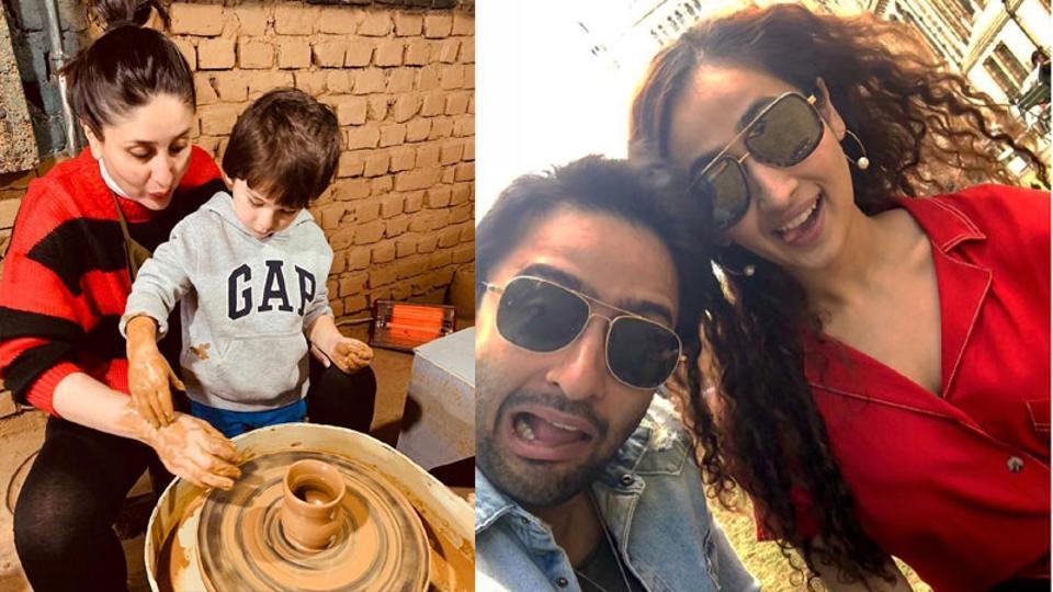 Mahabharat actor Shaheer Sheikh confirms his engagement, Kareena Kapoor and Taimur's video goes viral – bollywood