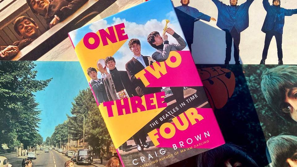Playful book about The Beatles wins major nonfiction prize