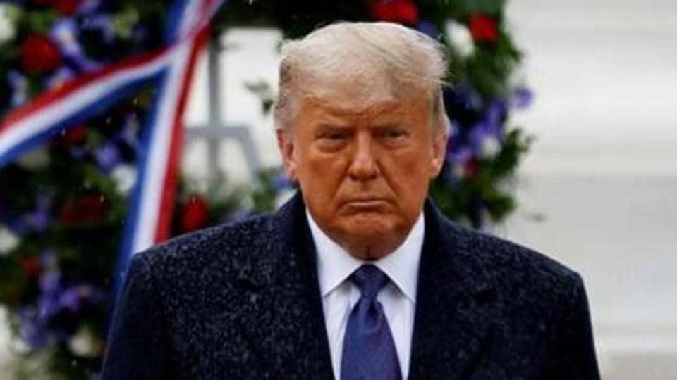 US election 2020: Trump vents about election as agencies aid Biden transition