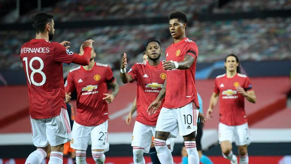 Charitable Fernandes inspires Man United to 4-1 win in Champions League