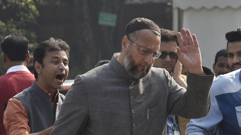 PM Modi, Shah responsible if there are Pakistanis in old Hyderabad: Owaisi