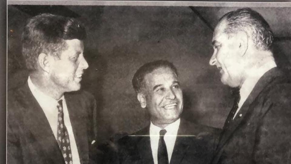www.hindustantimes.com: Remembering the first Indian-origin Congressman Dalip Singh Saund