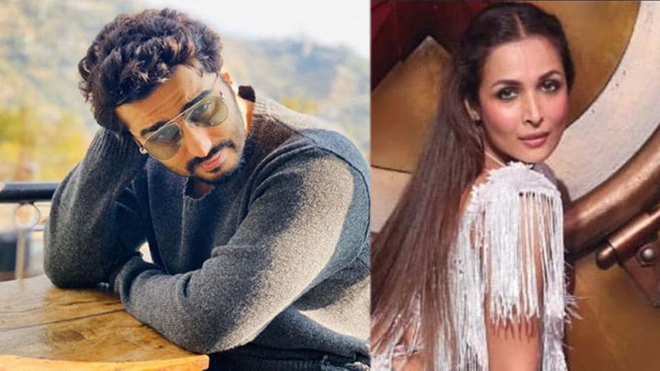 Arjun Kapoor's caption left Malaika Arora guessing