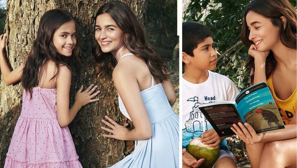'Fully atmanirbhar' says Alia Bhatt about her new conscious clothing line for children, 'well done' says Priyanka Chopra