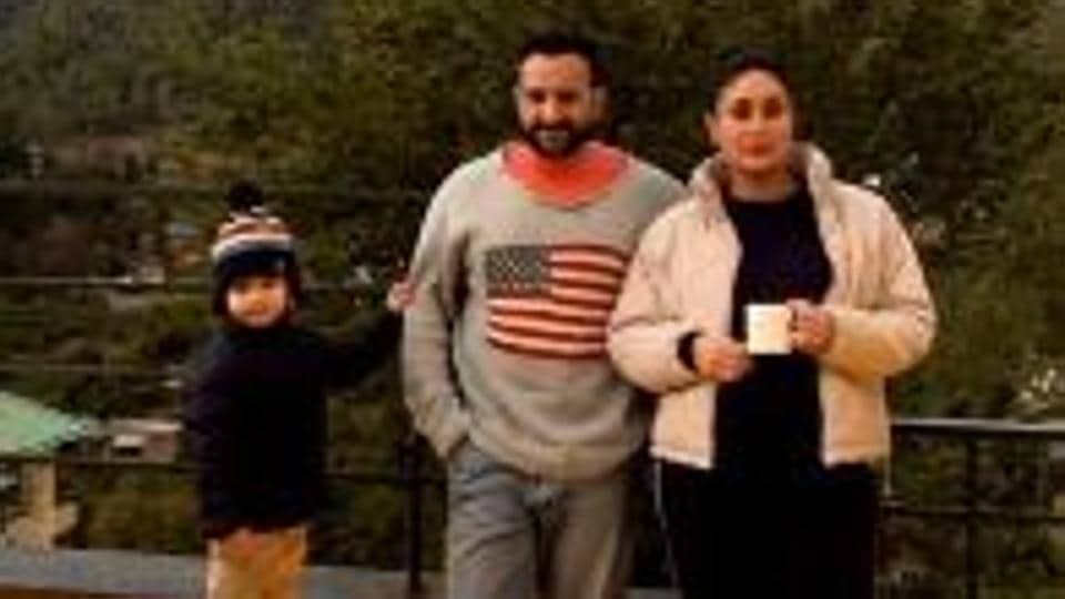 Kareena Kapoor Khan Has Bid Farewell to Dharamshala, Shares Photos With Saif and Taimur Ali Khan
