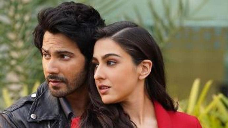 Sara Ali Khan says David Dhawan was angry at Varun Dhawan but 'vented' at her on Coolie No 1 set: 'That... - Hindustan Times