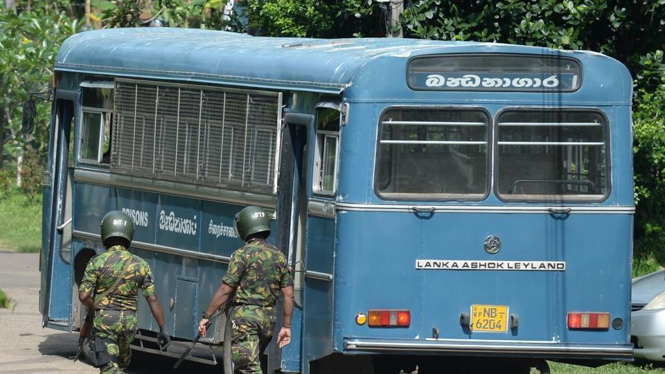 8 inmates killed, 37 others injured in Sri Lankan prison riot: Report