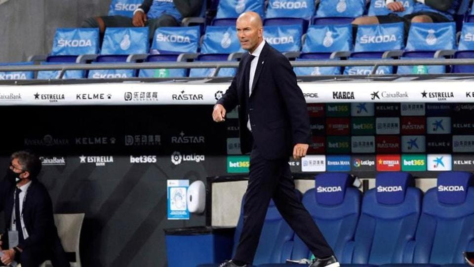 Zidane in 'serious danger' after Madrid crisis deepens