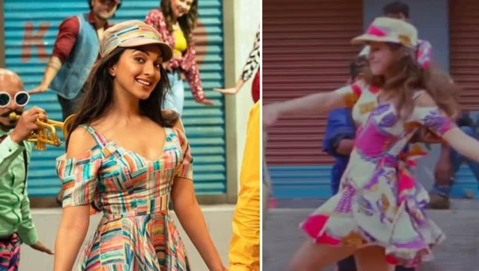 Kiara Advani recreates Urmila Matondkar's Rangeela, Sharmila Tagore's Kashmir ki Kali, other retro Bollywood looks for Indoo Ki Jawani song Dil Tera