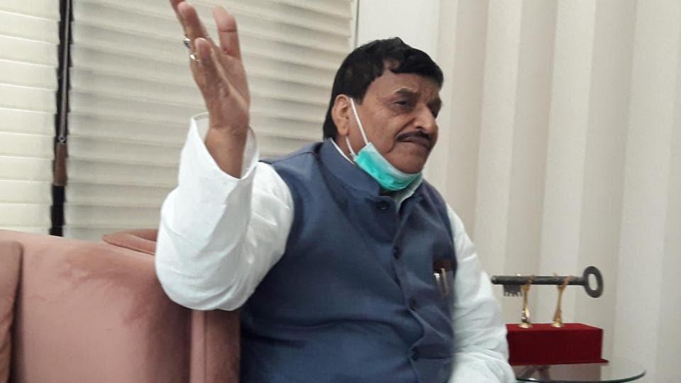 Shivpal Yadav calls Akhilesh's 1 seat offer a joke, seeks socialist front against BJP