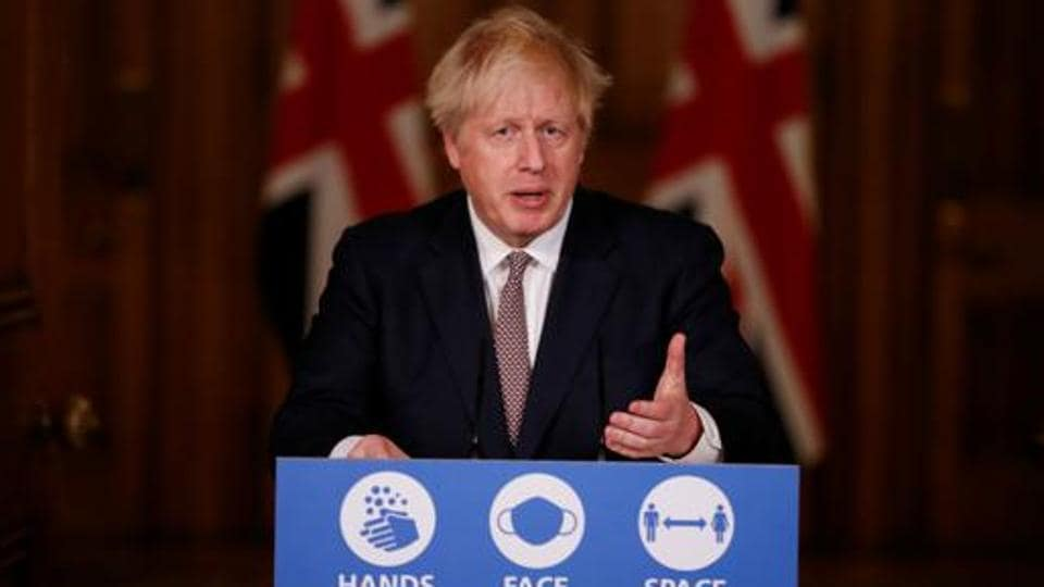 UK PM sets 'ambitious' new emissions cut target for 2030