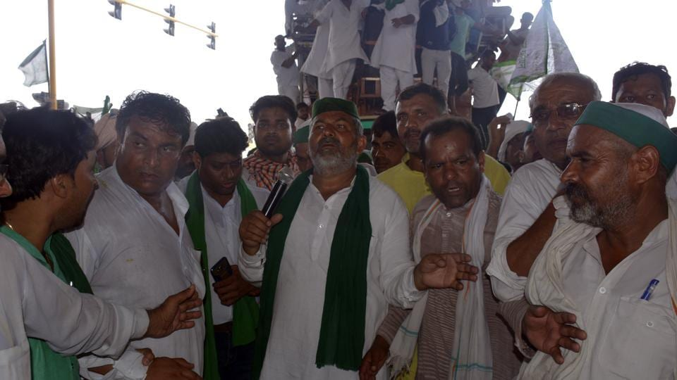 Hope govt will meet demands, else farmers' protest will continue, says BKU leader Tikait