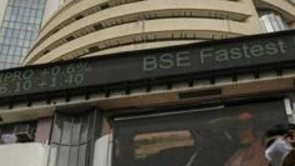 Sensex, Nifty hit record highs after RBI revises GDP forecast