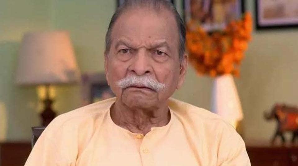 Veteran Marathi actor Ravi Patwardhan dies at 84, Uddhav Thackeray pays tribute - Hindustan Times