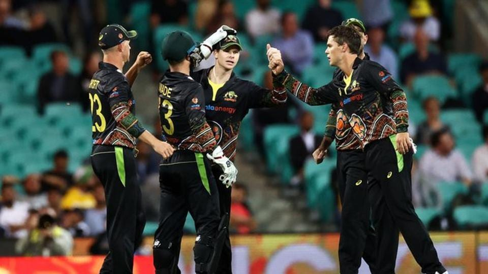 India vs Australia 3rd T20I Highlights: Australia pick up consolation win  by 12 runs in Sydney - cricket - Hindustan Times