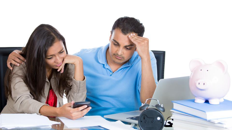 Managing finances in face of debt overload