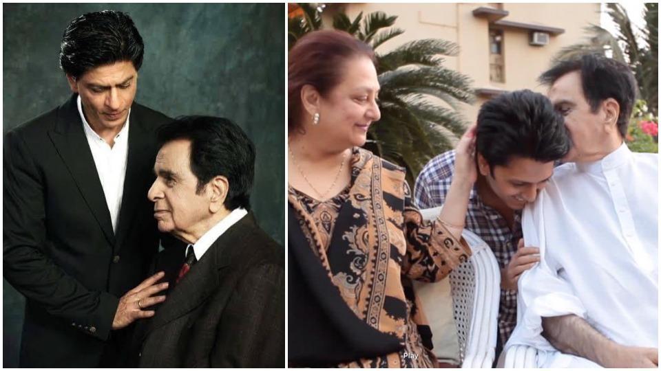 Shah Rukh Khan, Riteish Deshmukh wish Dilip Kumar on 98th birthday: 'You have always loved me like your... - Hindustan Times