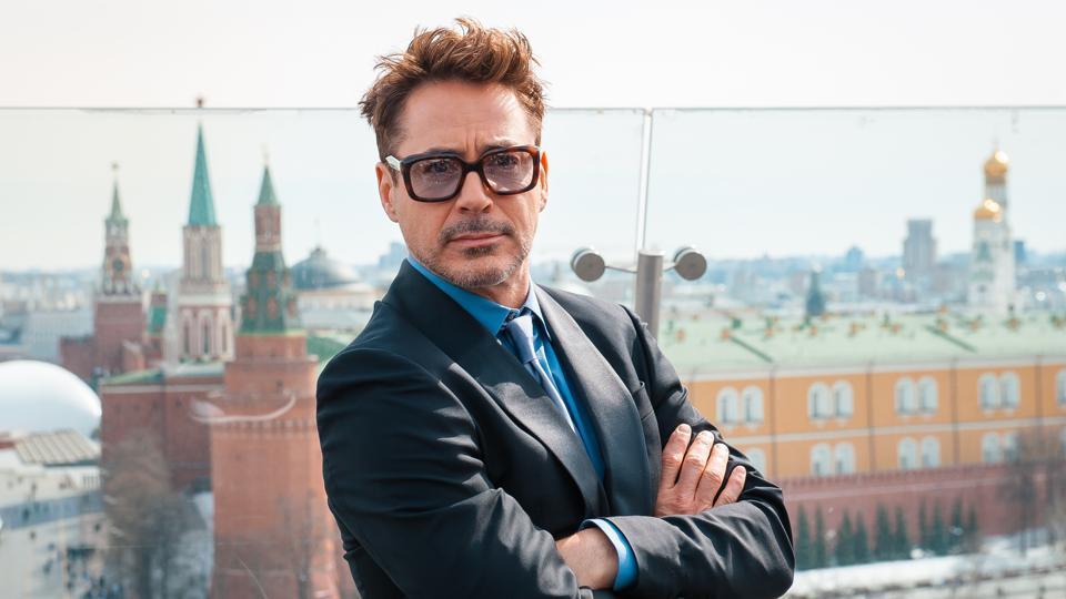 Playing Iron Man was hard and I dug deep: Robert Downey Jr