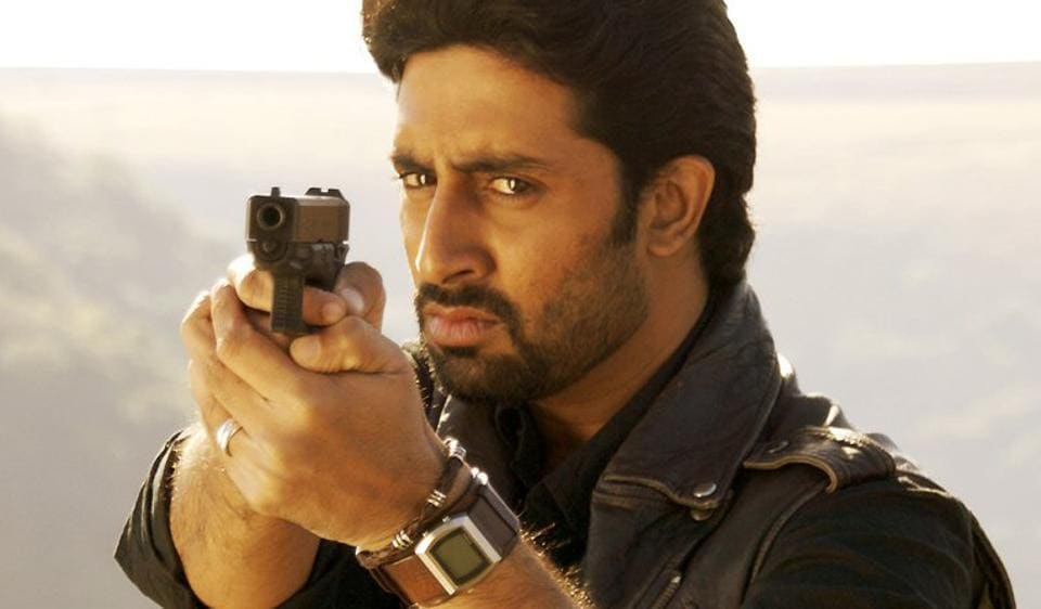 When Abhishek Bachchan gave a hilarious reply on being requested to choose favorite Dhoom co-star amongst Aamir, Hrithik, John – bollywood