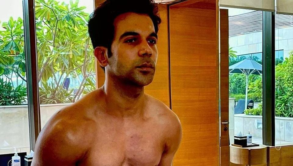 rajkumar rao shirtless picture