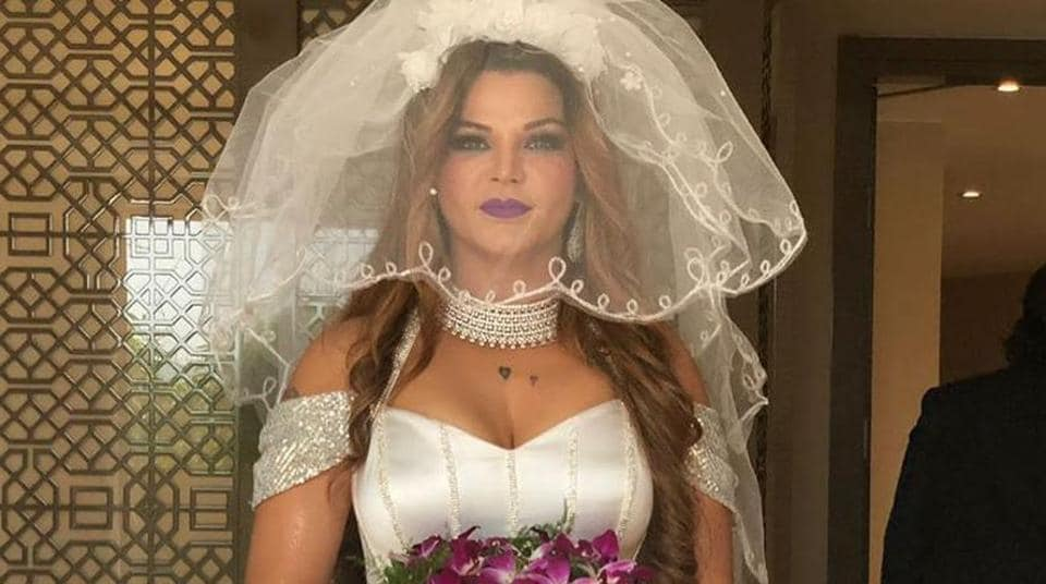 Rakhi Sawant said that her marriage is not a publicity stunt.